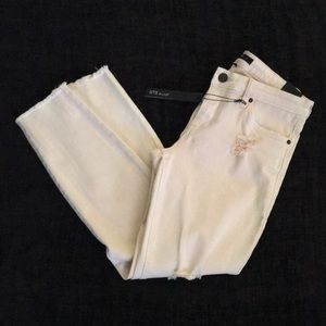 Pale Peach STS Blue Emma Skinny Mid Rise Jeans